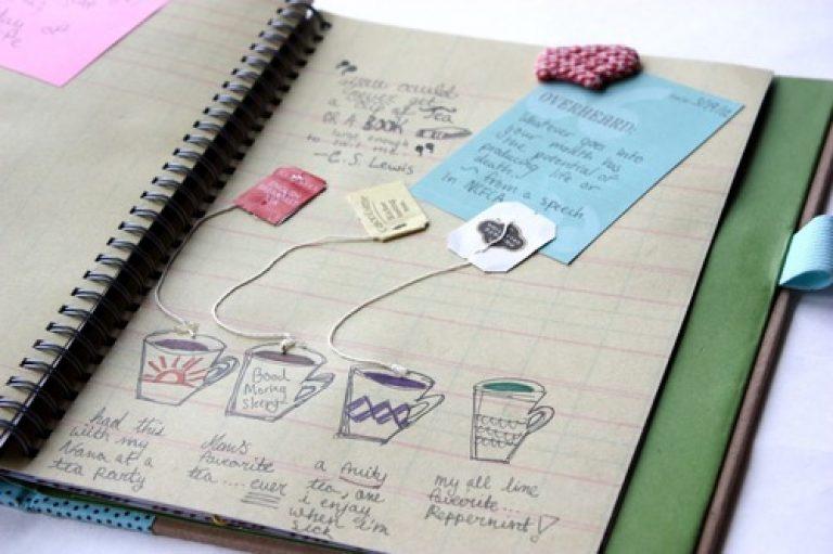 Как начать вести дневник: личный, питания, похудения
