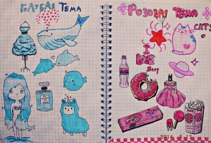 Идеи для личных дневников 115
