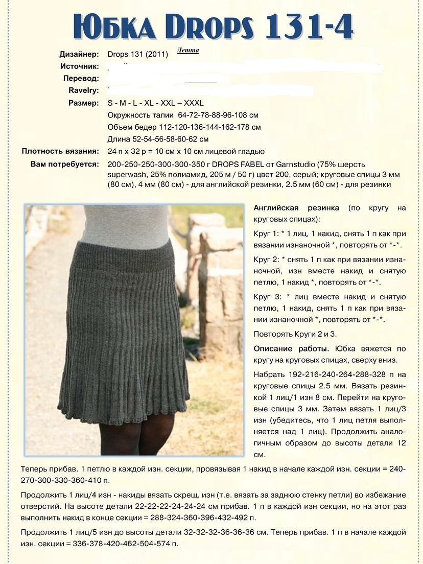 Поиск на Постиле: Ажурные юбки спицами 92